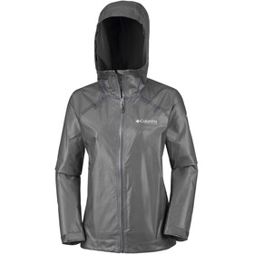 Columbia OutDry Ex Reign Jacke Herren charcoal heather